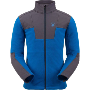 Spyder Basin Full Zip Fleece Jacket - Men's