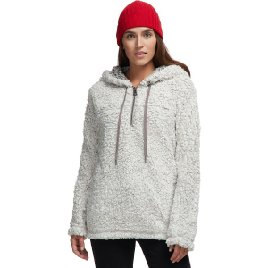 Dylan Frosty Tipped Pile Stadium Hoodie - Women's