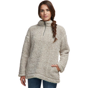 Dylan Shearling Pile Drop Shoulder Popover - Women's