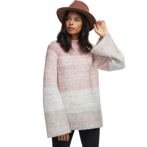 Basin and Range Chunky Knit Spacedye Sweater - Women's