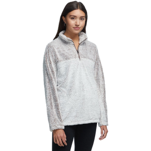 Dylan Vintage Shag Sherpa Tipped Pullover - Women's