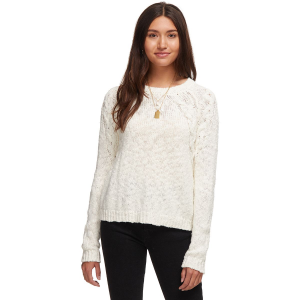 Basin and Range Shoulder Cable Sweater - Women's
