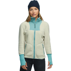 Backcountry Sherpa Fleece Jacket - Women's