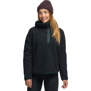 Backcountry Sherpa Snap-Up Pullover - Women's