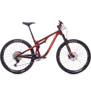 Pivot Trail 429 Carbon 29 Race XT Mountain Bike