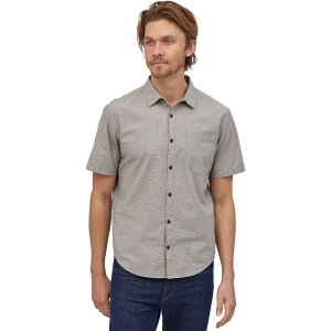 Patagonia Organic Cotton Slub Poplin Shirt - Men's