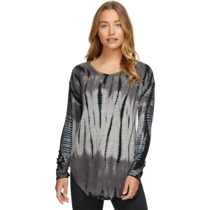 Basin and Range Tie Dye Stripe Knit Top - Women's