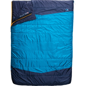 The North Face Dolomite One Double Sleeping Bag: 15F Synthetic
