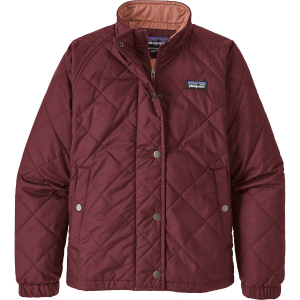 Patagonia Diamond Quilt Insulated Jacket - Girls'