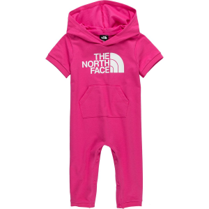 The North Face French Terry Hooded One-Piece - Infants'