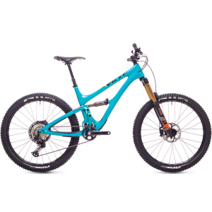 Yeti Cycles SB5 Turq XT M8100 Mountain Bike - 2019