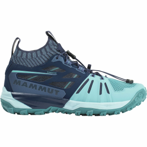 Mammut Saentis Knit Low Hiking Shoe - Women's