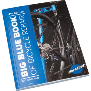 Park Tool Big Blue Book of Bike Repair - 4th Edition