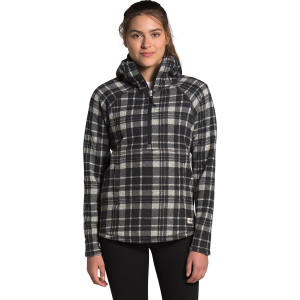The North Face Crescent Printed Hooded Fleece Pullover - Women's