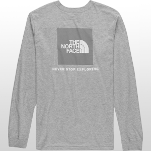 The North Face Box NSE Long-Sleeve T-Shirt - Men's