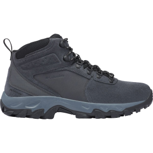 Columbia Newton Ridge Plus II Suede WP Hiking Boot - Wide - Men's
