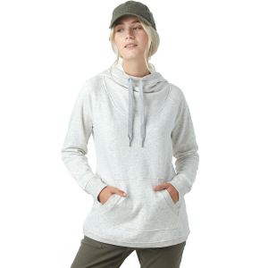Basin and Range Faux Fur Lined Fleece Pullover Hoodie - Women's