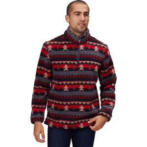 Stoic 1/4-Zip Grizzly Sherpa Pullover - Men's