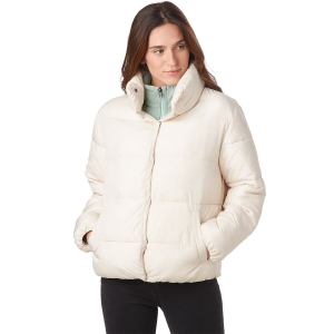 Stoic Short Puffer Jacket - Women's