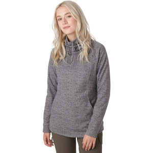Stoic High-Low Cowl-Neck Sweater - Women's
