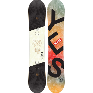 Yes. Globe Traditionalist Snowboard