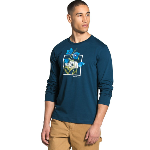The North Face Himalayan Bottle Source Long-Sleeve T-Shirt - Men's