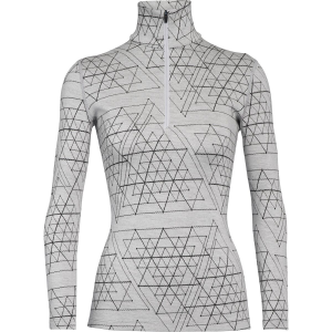 Icebreaker 250 Vertex Ice Structure 1/2-Zip Top - Women's