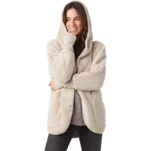 Dylan Dream Pile Over-Sized Cozy Jacket - Women's