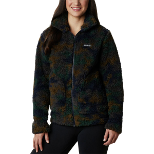 Columbia Winter Pass Sherpa Full-Zip Fleece Jacket - Women's