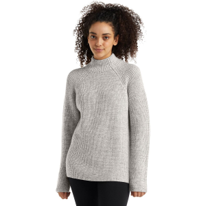 Icebreaker Hillock Funnel Neck Sweater - Women's