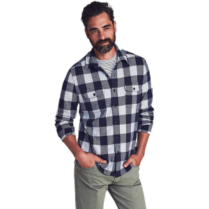 Faherty Legend Sweater Shirt - Men's