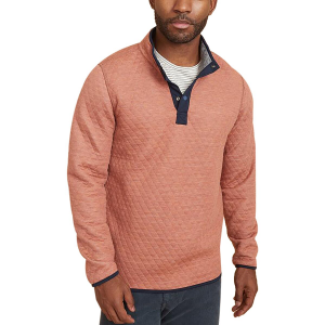 Marine Layer Reversible Corbet Pullover Fleece - Men's