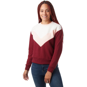 Marine Layer Chevron Sweatshirt - Women's