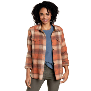 Toad&Co Folk Yeah Shirt Jacket - Women's