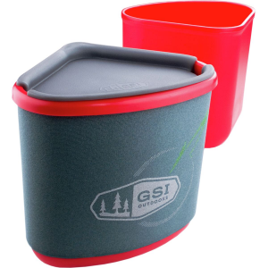 GSI Outdoors Gourmet Nesting Mug and Bowl