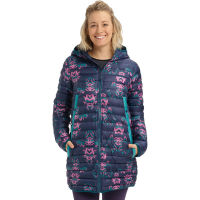 Burton Evergreen Hooded Long Down Jacket - Women's