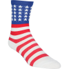 DeFeet Aireator USA Hi-Top 5in Sock