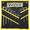 Pedro's Master T-Handle Set w/ Pouch