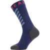 SealSkinz Waterproof Warm Weather Mid-Length Hydrostop Sock