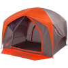 Big Agnes Big House Deluxe Tent: 6 Person 3 Season