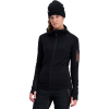 Mons Royale Ascend Midi Full-Zip Hooded Top - Women's