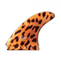 3D Fins Moonrakerr 7.0 Full Base Leopard 7.0 Large