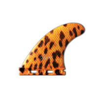 3D Fins Moonrakerr 5.0 Full Base Leopard Os