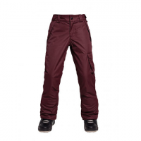 686 Agnes Pant - Girl's  Black Ruby Sm