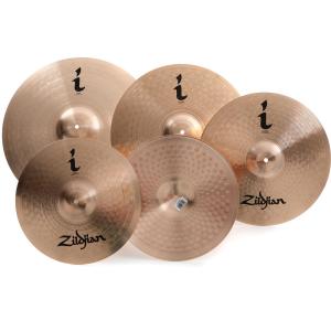 Zildjian I Family Cymbal Pack