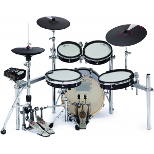 Pearl e/Merge e/Hybrid Electronic Drum Set Review