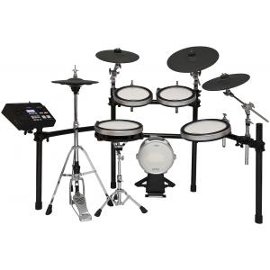 4. Yamaha DTX760K Electronic Drum Set