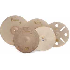 Meinl Cymbals Benny Greb Sand Cymbal Pack
