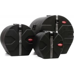 SKB 3-piece Drum Case Pack