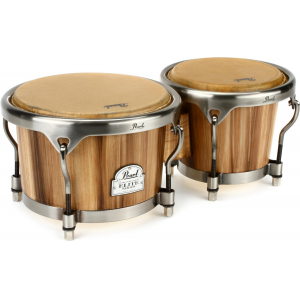Pearl Elite Series Oak Bongos